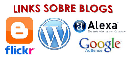 Links sobre Blogs