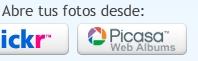 Acceder a Picasa desde Picnik