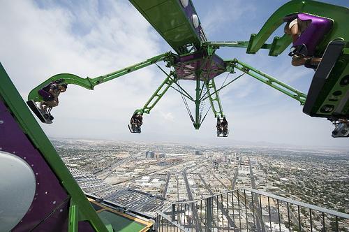Insanity Las Vegas