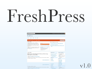 Theme de WordPress FleshPress