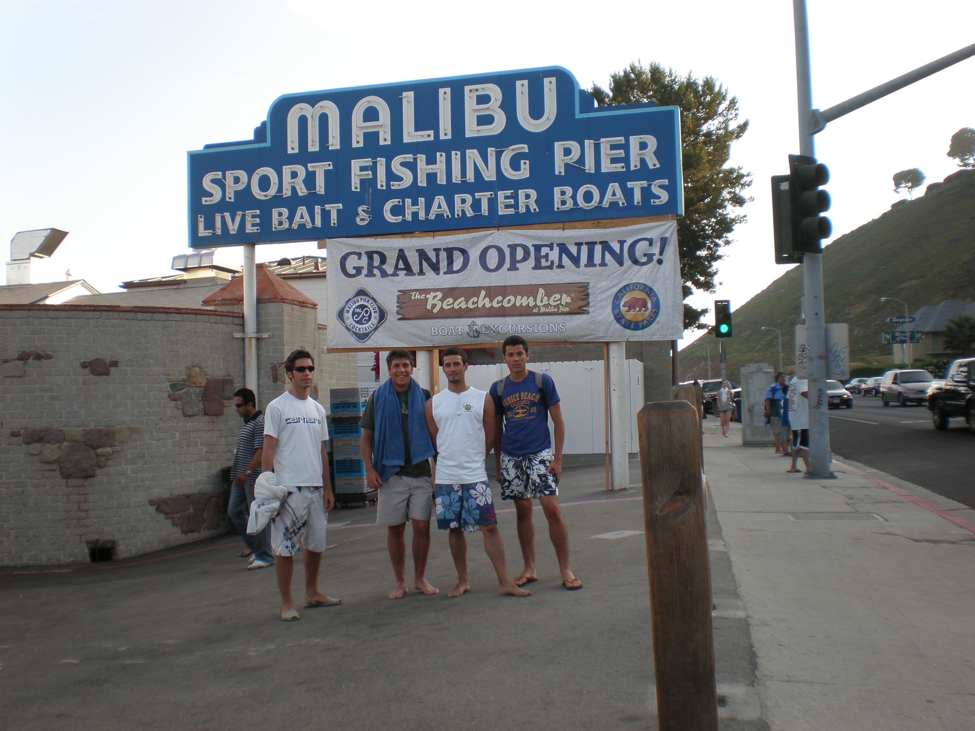 4 en Malibu