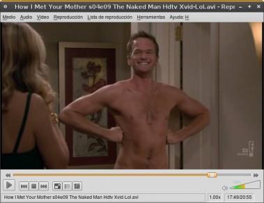 The Naked Man - EL momento de la Verdad
