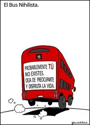 El Bus Nihilista