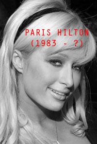 Paris Hilton. Chica que se divierte