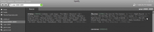 spotify-search-by-range-years-2008-2009