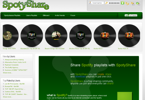 spotishare-share-playlists