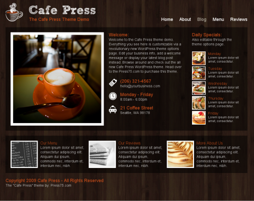 cafe-press-theme