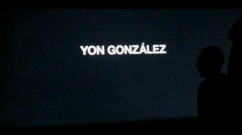 Inicio de la película Mentiras y Gordas
