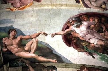 Dios creó al hombre a su imagen y semejanza, según la Bíblia