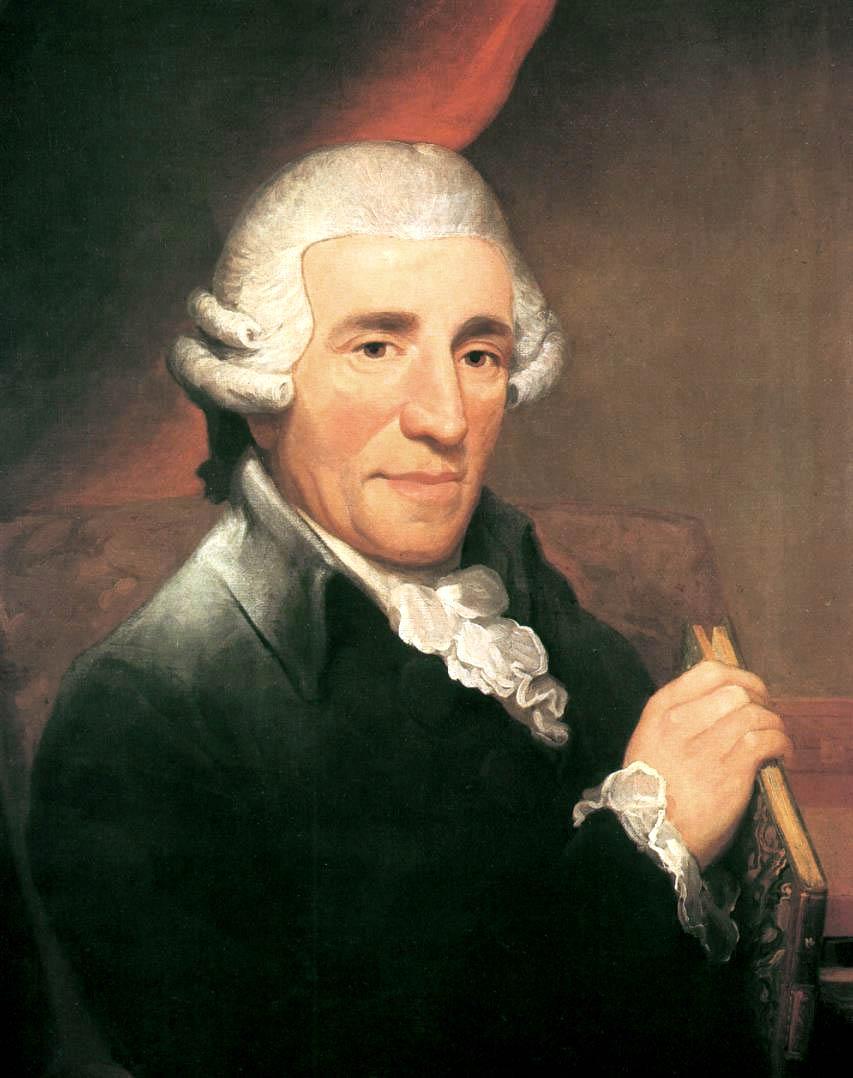 Los clásicos también pecan. Franz Joseph Haydn (1732-1809)